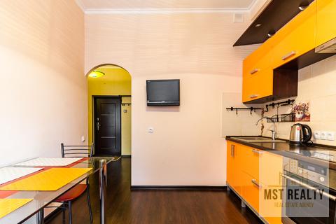 Однокомнатная квартира с солнечной кухней - Фото 3