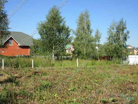Калужское ш. 10 км от МКАД, Расторопово, Участок 6 сот. - Фото 1