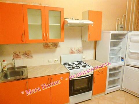 Сдается 1-комнатная квартира в новом доме ул. Калужская 22, с мебелью - Фото 1