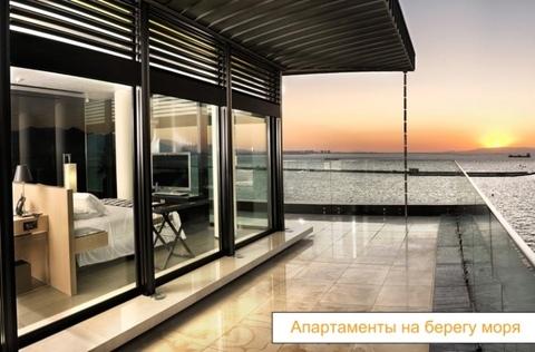 Апартаменты на берегу моря п.Ольгинка - Фото 2