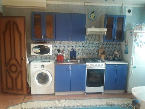 Продаётся 2-комн квартира в с. Ильинское по ул. Мира 8 - Фото 1