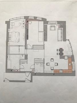 3-х ком.квартира, ул.5-я просека, д.95а ЖК Надежда - Фото 1