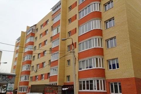 1-комн квартира в новом кирпичном доме в центре города - Фото 1