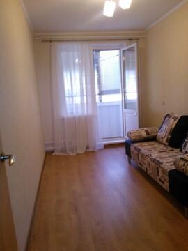 Сдается 3-комнатная квартира 3 мин. пешком от м. Шипиловкая - Фото 1
