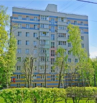 Двухкомнатная квартира с отличным ремонтом, 7 млн.руб, ЮЗАО - Фото 1