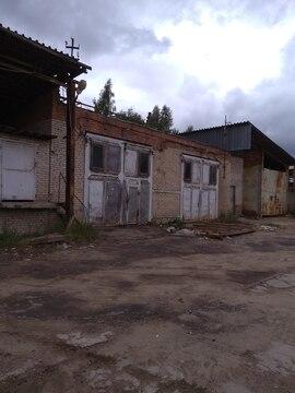 Гаражный бокс 170 кв.м. г. Дубна Московская обл. - Фото 1
