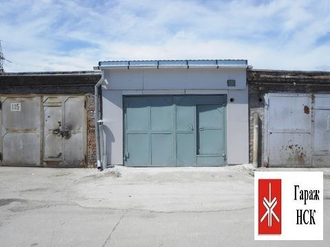 Продам капитальный гараж, ГСК Спутник № 114. Академгородок - Фото 1