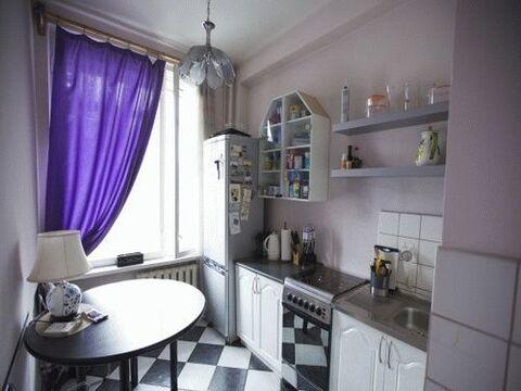 Продажа квартиры, м. Кропоткинская, Большой Афанасьевский переулок - Фото 2