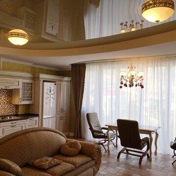 Просторная квартира с авторским ремонтом в Ялте - Фото 1