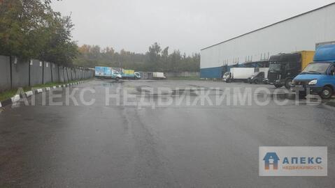 Аренда склада пл. 2000 м2 Видное Каширское шоссе в складском комплексе - Фото 1