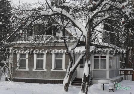 Ярославское ш. 17 км от МКАД, Пушкино, Дом 80 кв. м - Фото 1