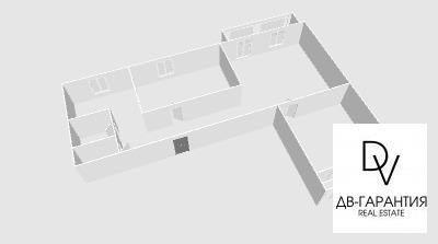 Продажа квартиры, Комсомольск-на-Амуре, Ул. Дикопольцева, Продажа квартир в Комсомольске-на-Амуре, ID объекта - 329905424 - Фото 1