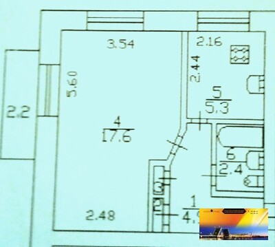 Квартира у метро Черная речка по Доступной цене! - Фото 3