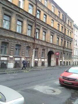Сдам комнату в 9-комн. квартире, Свечной пер, 17, Санкт-Петербург г - Фото 1