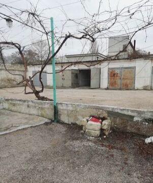 Продажа гаража, Севастополь, Ул. Промышленная - Фото 1