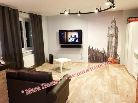 Сдается 1-комнатная квартира-студия 48 кв.м. в новом доме ул. Ленина - Фото 1