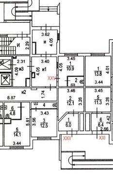 Продажа помещения свободного назначения 52.5 м2 - Фото 2
