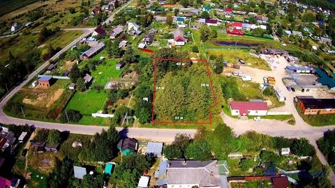 Продается зем. уч-ок, 20 сот, Волоколамское ш, 75 км от МКАД - Фото 1
