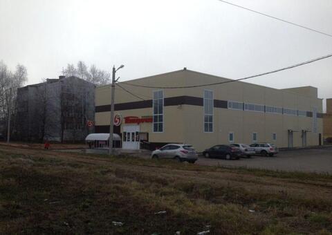 ТЦ 1500 м2 в Сергиевом Посаде, д. Березняки - Фото 2