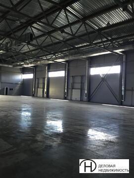 Теплый склад с топинговыми полами - Фото 3