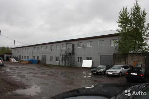 Производственное помещение, 1100 м - Фото 1