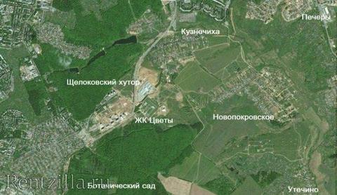 Продажа участка, Нижний Новгород, Кузнечиха д. - Фото 2