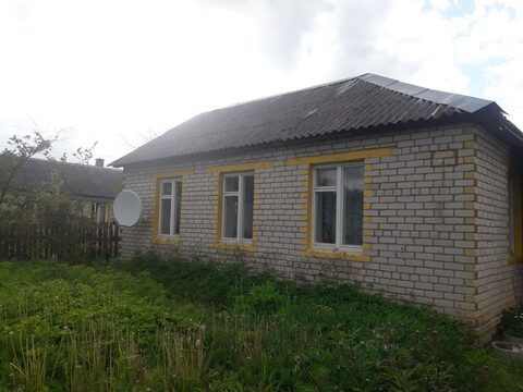 Продаётся дом 68 кв.м. на з/у 10 соток в г.Кимры по ул.Березовая - Фото 1