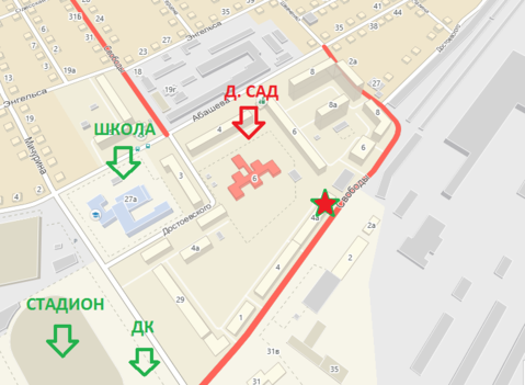 Продажа квартиры, Брянск, Ул. Свободы - Фото 4