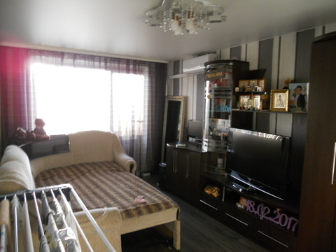 Продается 2-комнатная квартира на 4-м этаже в 5-этажном панельном доме - Фото 1