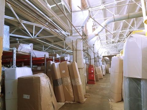 Аренда - отапливаемое помещение 1200 м2 под склад или производство - Фото 4