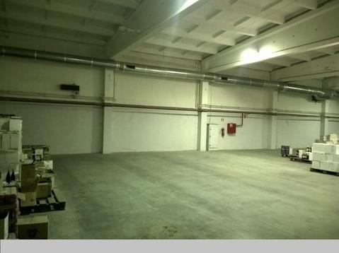 Сдаётся производственно-складское помещение 1300 м2 - Фото 3