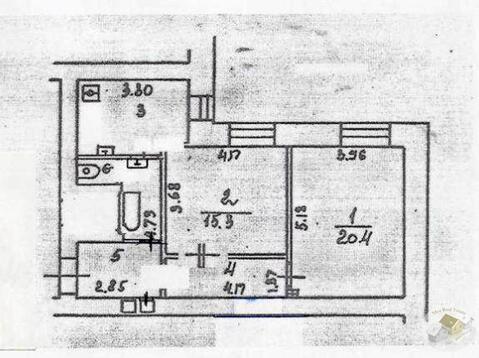 Продажа квартиры, м. Красные Ворота, Ул. Маши Порываевой - Фото 5