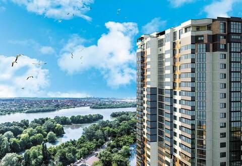 Роскошные апартаменты с панорамным видом на берегу реки Кубань - Фото 1