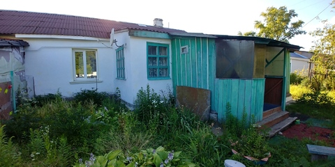 Часть дома 61 кв . м. г. Тула, п. Богучарово - Фото 1
