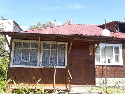 Продаётся полдома в пгт Белый Городок Кимрского р-на - Фото 2