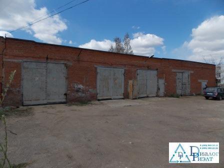 Производственное здание 348,8 кв.м. в Зарайске 140 км. от МКАД - Фото 1