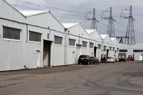 Аренда складских помещений 450.0 кв.м. Метро Алтуфьево - Фото 1