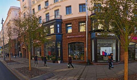 Продажа готового бизнеса, м. Маяковская, Ул. Тверская - Фото 3