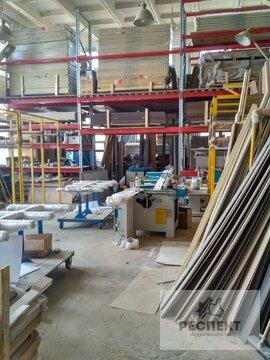 Мебельное производство, станки +2 покр. камеры 1100кв.м. - Фото 5