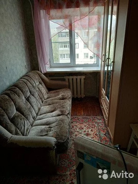 Комната 9 м в 1-к, 5/5 эт. - Фото 2