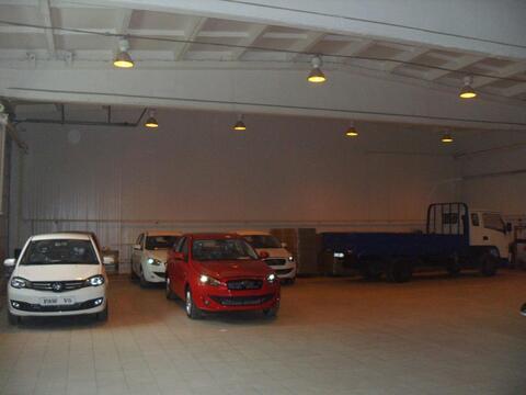 Отапливаемый склад, 550 кв. ул. Баумана - Фото 2