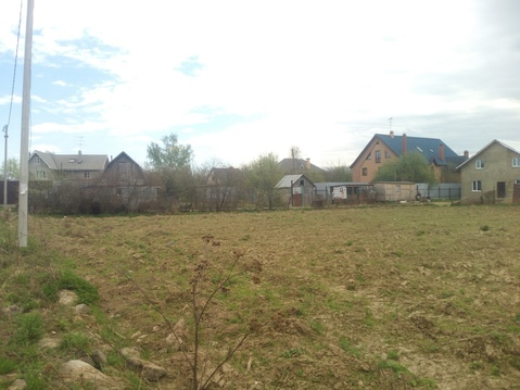Продается участок 10 соток в д. Жеребятьево, Домодедовский р-н, 18 км. - Фото 5