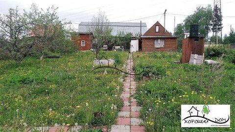 Продается дом 30кв.м. на участке 7 соток в д.Толстяково - Фото 1