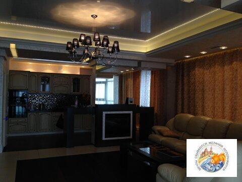 Трех комнатная квартира в ЖК Адмиральский - Фото 3