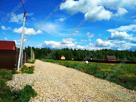 Ярославское ш. 47 км от МКАД, Луговая, Участок 7 сот. - Фото 1