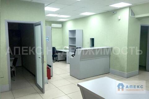Аренда офиса 114 м2 м. Таганская в бизнес-центре класса В в Таганский - Фото 1