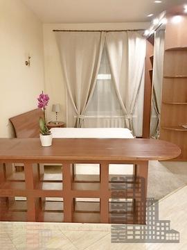 Квартира-студия 60м в ЦАО, Фурманный пер, метро Красные ворота, 0% - Фото 3