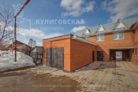 Кирпичный дом S 240 кв.м. с гаражом S 26 кв.м. на участке 16 соток в - Фото 2