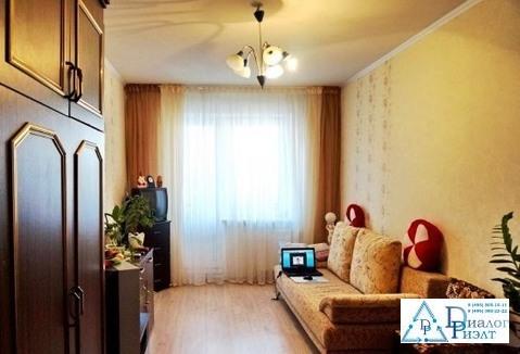 Комната в 2-й квартире в Люберцах, в 17 мин ходьбы от платформы Панки - Фото 2