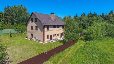 2-х этажный (3-х уровневый) дом 420 м2 на 13 сот ИЖС в г. Апрелевка - Фото 5